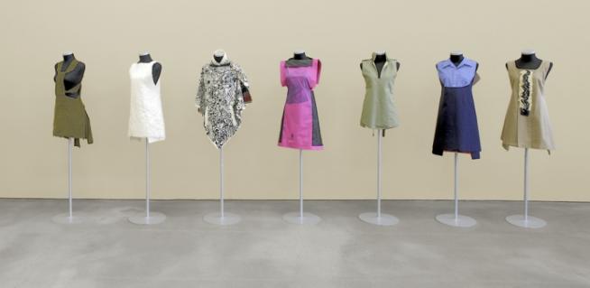 Andrea Zittel clothes