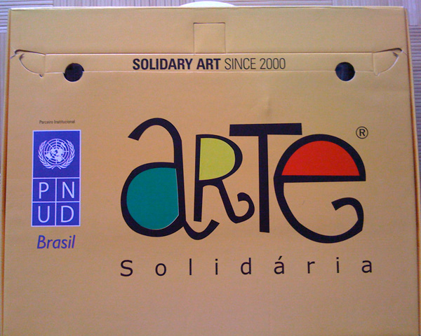 arte solidária kit