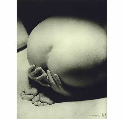 Man Ray prayer
