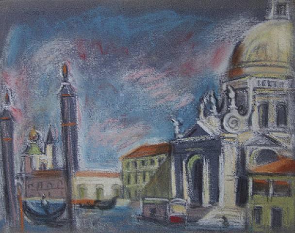 Vue de Venise, circa 1934
