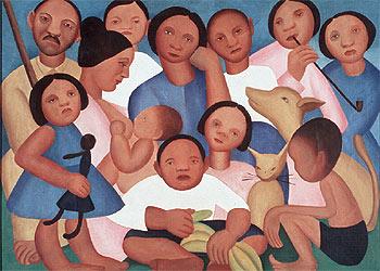 a familia tarsila do amaral