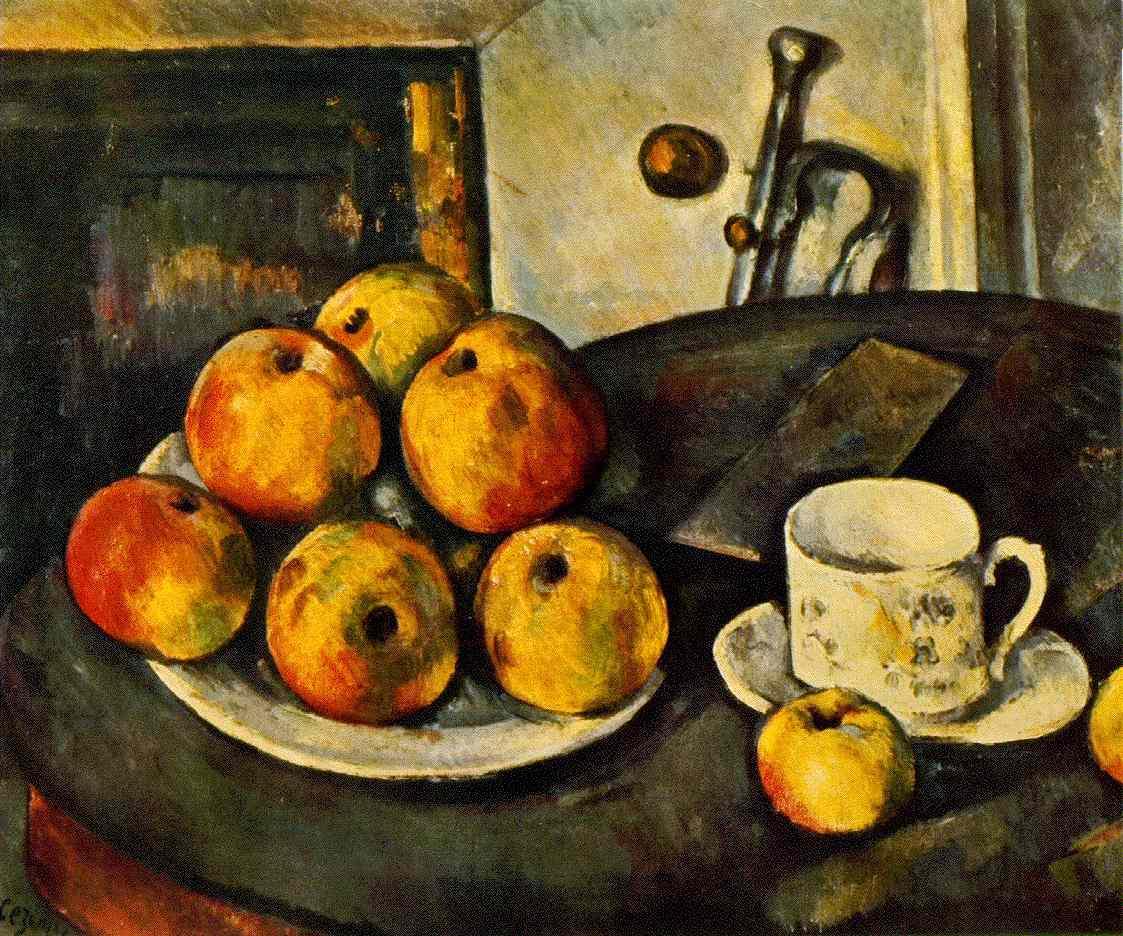 Obras de arte do impressionismo